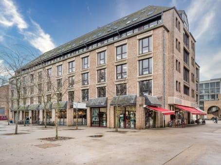 建筑位于Ottignies Louvain-La-NeuvePlace de L'université 16, 4° floor 1