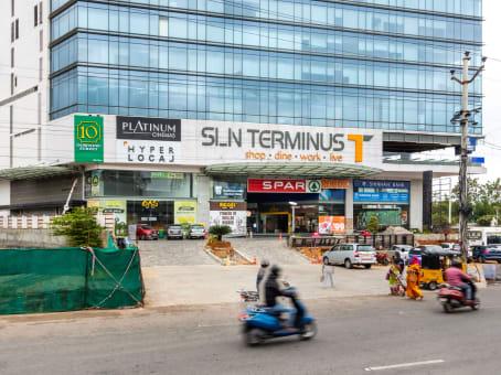 建筑位于HyderabadSLN Terminus, 8th Floor, Gachibowli 1