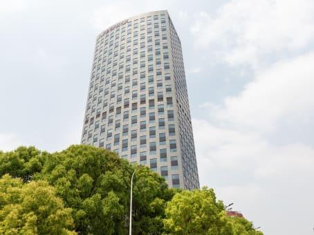 建筑位于上海市凯旋路399号, 龙之梦雅仕企业大厦8层, 长宁区 1