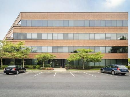 建筑位于Columbia6700 Alexander Bell Drive, Suite 200 1