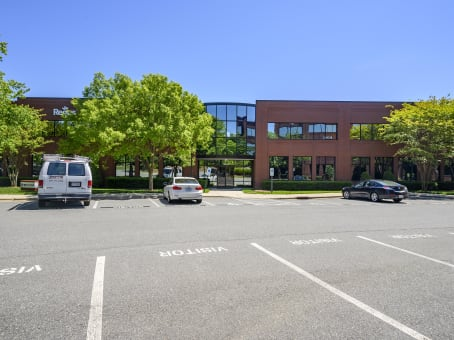 Building at 9121 Anson Way, North Raleigh, Suite 200 in Raleigh 1