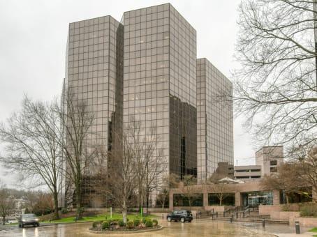 建筑位于Nashville3102 West End Avenue, American Center, Suite 400 1