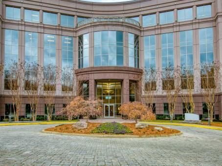 建筑位于Nashville40 Burton Hills Boulevard #200 1