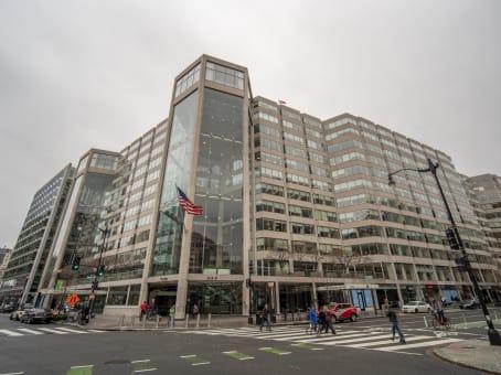 建筑位于Washington1050 Connecticut Avenue Northwest, Downtown, Suite 500 1