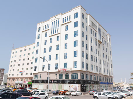 建筑位于Muscat5th Floor Offices 503 & 504, Building No. 25, Dohat Al Adab St. AL Khuwair 1