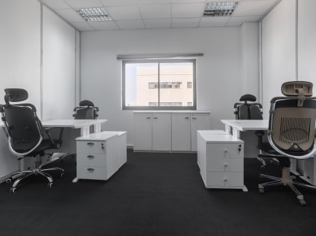 建筑位于AbujaPlot 83, Ralph Shodeinde Street, 4th Floor, Building 2, Rivers House, Central Business District 1
