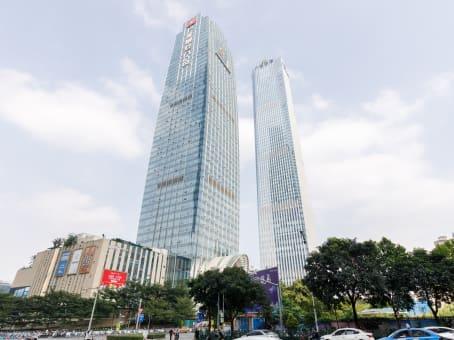 建筑位于南宁市民族大道146号, 三祺广场18楼, 青秀区 1