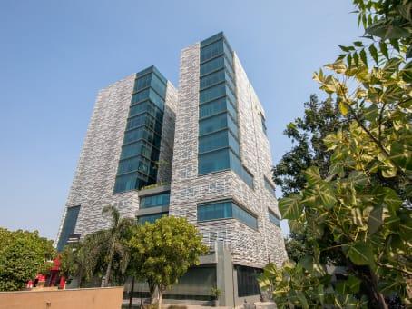Building at Regus, Earth Arise, Unit Nos. 1101, 1102, 1103, 1104, 1105 & 1106, 11th floor, Sarkhej- Gandhinagar Highway, Makarba in Ahmedabad 1