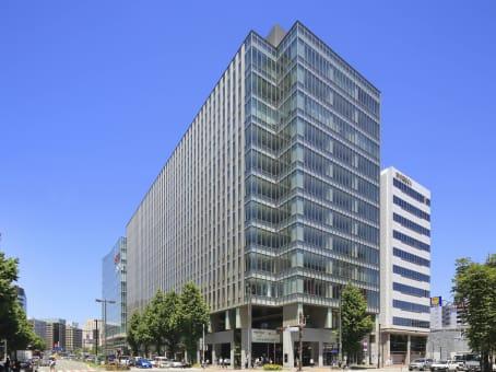 建筑位于Fukuoka3F JR JP Hakata Building, 8-1 Hakataekichuogai, Hakata-ku, Fukuoka-shi 1