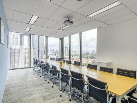 建筑位于Singapore1 Wallich Street, #14-01 Guoco Tower 1