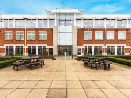 建筑位于Gerrards CrossChalfont Park, Building 1 1