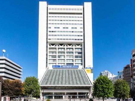 建筑位于Tokyo4-1-1 Nakano, 9F Nakano Sunplaza, Nakano-ku 1