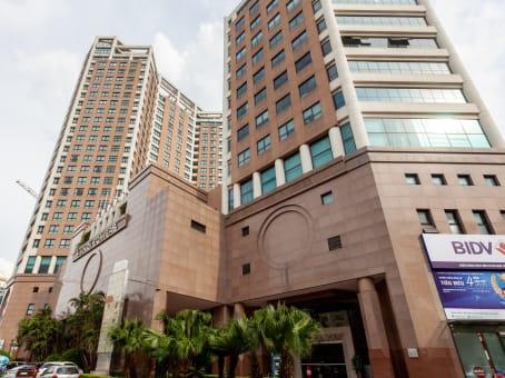 建筑位于Hanoi49 Hai Ba Trung, Level 13 1