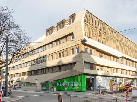 建筑位于ViennaMooslackengasse 17 1