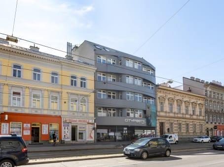 建筑位于ViennaSimmeringer Hauptstrasse 24 1
