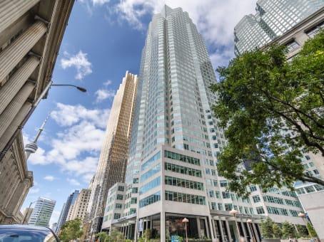 建筑位于Toronto161 Bay Street, TD Canada Trust Tower, 27th Floor 1