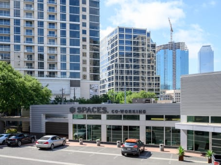 建筑位于Dallas1919 McKinney Avenue, Suite 100 1