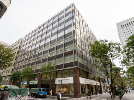 Building at 3-4-1 Marunouchi, 8F Shin Kokusai Building, Chiyoda-ku in Tokyo 1