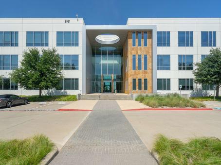 建筑位于Coppell8951 Cypress Waters Boulevard Coppell, Suite 160 1