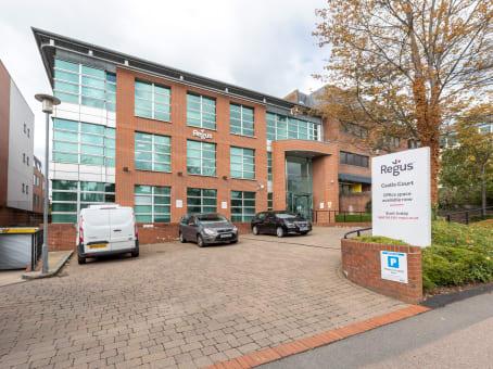 建筑位于Reigate41 London Road, Castle Court 1
