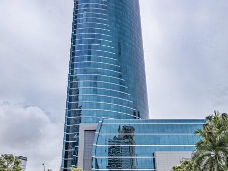 建筑位于Panama City34th & 35th Floors, Financial Park Tower, Boulevard Costa del Este 1