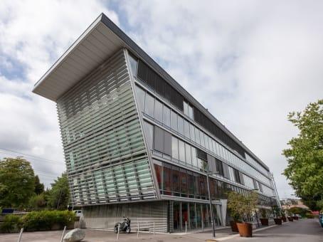 建筑位于VersoixChemin Jean-Baptiste Vandelle 3A, Lakeside Geneva Building, 2nd floor 1