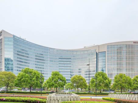建筑位于上海市世纪大道1229号, 世纪大都会6层, 浦东新区 1