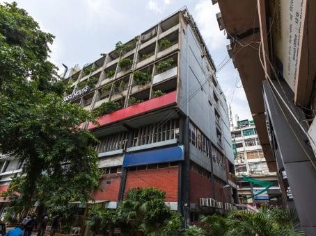 建筑位于New DelhiAstha Kunj Road, 5th Floor, Punj Essen House, Nehru Place 1