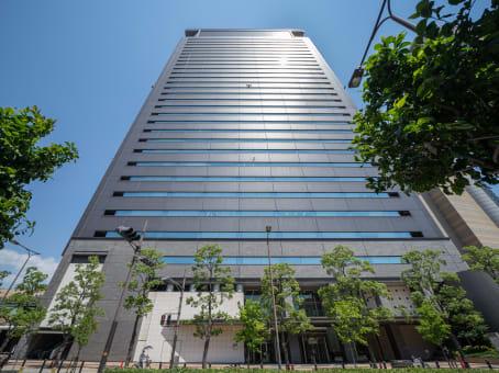 建筑位于Osaka2-10-70 Nanbanaka, 19F Namba Parks Tower, Naniwa-ku 1