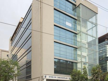 建筑位于PuneRajiv Gandhi MIDC Road, Plot No.30, 5th Floor, Tech Centre, Rajiv Gandhi Infotech Park, Phase 1, Hinjewadi 1