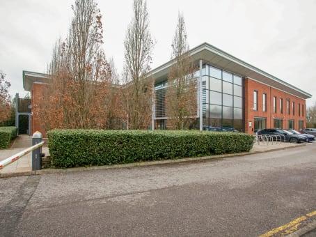 建筑位于High WycombeIbstone Road, Beacon House, Stokenchurch Business Park, Stokenchurch 1