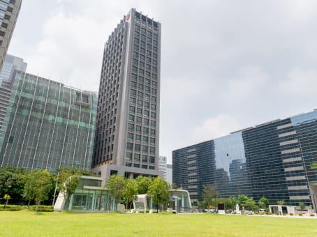 建筑位于台中市府會園道179號3樓 全球運籌中心 1
