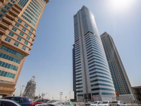 建筑位于DubaiHDS Business Centre Tower, Cluster M1, 33rd Floor, Jumeirah Lake Towers 1