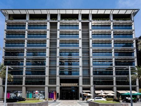 建筑位于DubaiSheikh Zayed Road - Dubai, Dubai World Trade Center District, C1 Building, 2nd Floor 1