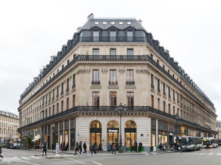 建筑位于Paris7 rue Meyerbeer 1