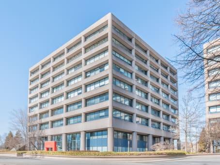 建筑位于Toronto895 Don Mills Road, Two Morneau Shepell Centre, Suite 900 1