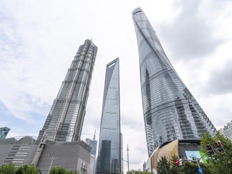 Prédio em 501 Middle Yincheng Road, 29/F, Shanghai Tower em Shanghai 1