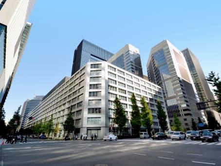 建筑位于Tokyo1-6-1 Otemachi, 1F and 2F Otemachi Building, Chiyoda-ku 1