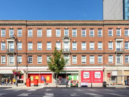 Building at 12- 16 Bridge Street, 3rd floor, Arnott House in Belfast 1