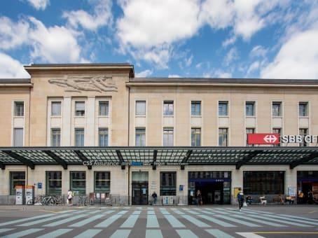 建筑位于GenevaPlace de Cornavin 7, Geneva Cornavin station, 1st floor 1