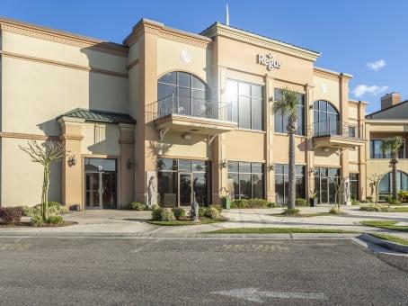 建筑位于New Orleans1901 Manhattan Boulevard, Harvey, Building D 1