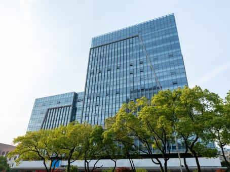 建筑位于昆山市前进中路270号, 昆山外贸商务大厦6层, 昆山市 1
