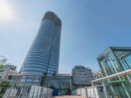 建筑位于ViennaMillennium Tower, 23. und 24. Etage, Handelskai 94–96 1