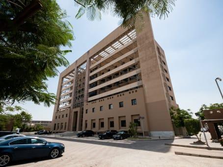 建筑位于CairoNamaa Building 5th floor, Emtedad Ramses 6th District, Nasr City 1
