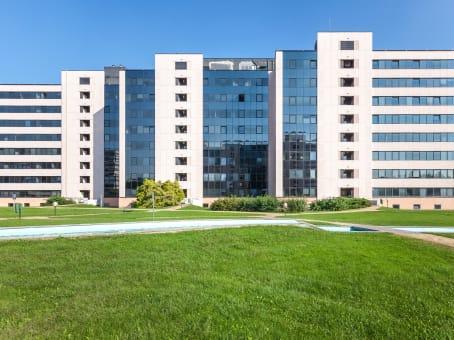 Établissement situé à Via Paracelso 26, Centro Direzionale Colleoni, Palazzo Cassiopea 3 à Agrate Brianza 1