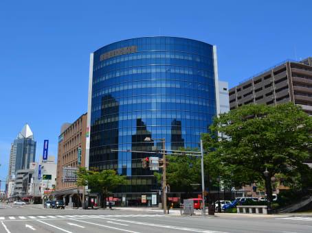 建筑位于Niigata7F Stork Building Kagamibashi 1230-7, 7-bancho, Kamiookawamaedori, Chuo-ku, Niigata-ken 1
