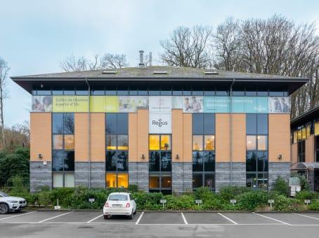建筑位于Namur JambesChaussée de Liège 624, 2° & 3° étage 1