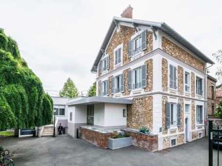 建筑位于Bourg-la-Reine7 Rue le Bouvier 1
