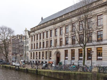 建筑位于AmsterdamSingel 250 1