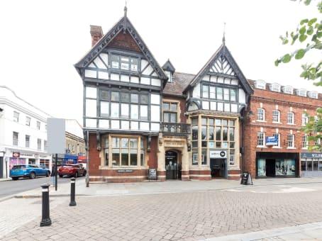 建筑位于Salisbury22 Queen Street, Cross Keys House, 3rd Floor 1